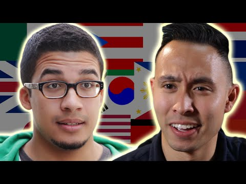 What It's Like To Be Ambiguously Ethnic
