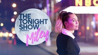 Best Of Miley Cyrus On The Tonight Show Starring Jimmy Fallon