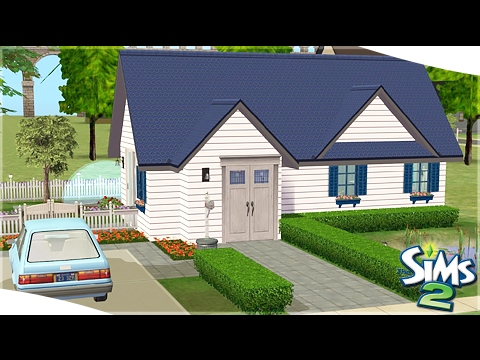 The Sims 2: House Building || Crumplebottom Cottage #TheSimsAnniversary