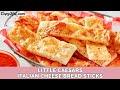 Copycat Little Caesars Italian Cheese bread