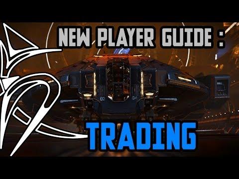 New player guide - trading [Elite Dangerous]