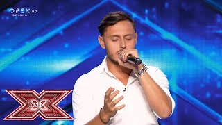 «Νύχτα ζόρικη» από τον Γιάννη Γρόση | Chair Challenge 4 | X Factor Greece 2019