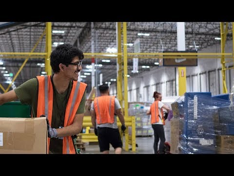 Amazon has a job that fits your life right now