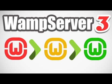 Install Wamp Server 3 and Fix Problem Complete Tutorial - 2016