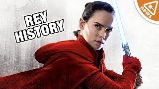 Rian Johnson Reveals the Real History of Rey's Parents! (Nerdist News w/ Jessica Chobot)