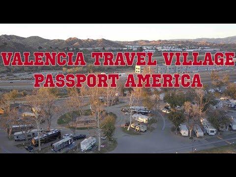 Valencia Travel Village Campground Review - Passport America