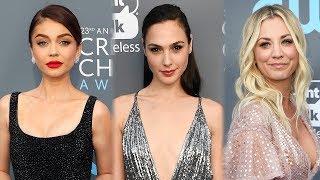 7 BEST Dressed Celebs At 2018 Critics