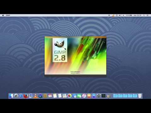 Gimp  Mac OS X  G'Mic + Filtri + PlugIn