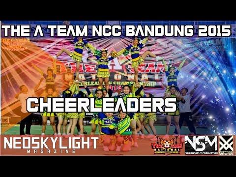 Xxx Mp4 Blaster Cheerleaders At Grand Final The A Team NCC Bandung 2015 Official Front Row 3gp Sex