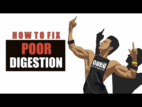 How to fix POOR DIGESTION | Full information by Guru Mann