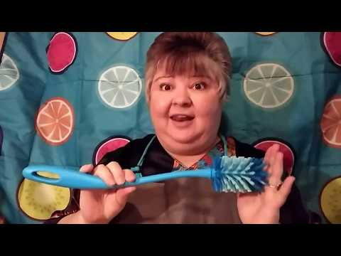 Tammy's Cookin' In a Jiffy .. Tupperware: Eco Bottle Brush & Tumbler Brushes