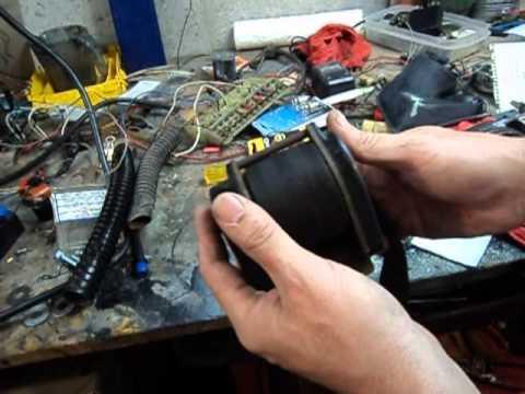 Fixing and Unfreezing a VW Seatbelt Retractor