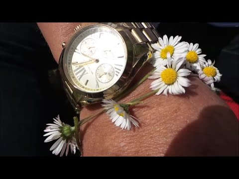 HOW TO MAKE A REAL FLOWER DAISY CHAIN NECKLACE AND FRIENDSHIP BRACELET [☼ORIGINAL☼]