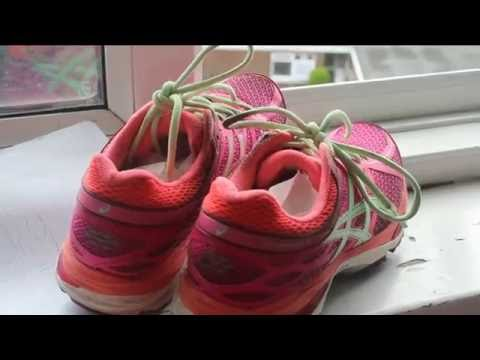 How To Clean Your Running Shoes   Vlog 083 by Serey