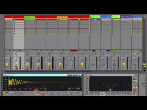 Tout sur Ableton - Composer un track Psy-Trance avec Ableton Live 9 Ep n°1[Tuto]