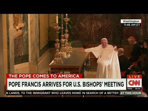 The Pope's Astonishing Feat