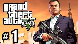 Grand Theft Auto 5 Gameplay Walkthrough Part 1 - Prologue