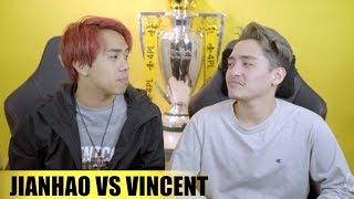 4PL MATCH #8: JIANHAO VS VINCENT