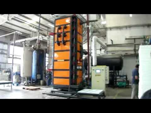 Fangyuan EPS machine of European style block moulding machine