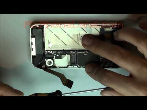 iPhone 4 CDMA Verizon Screen Replacement (Short Version)