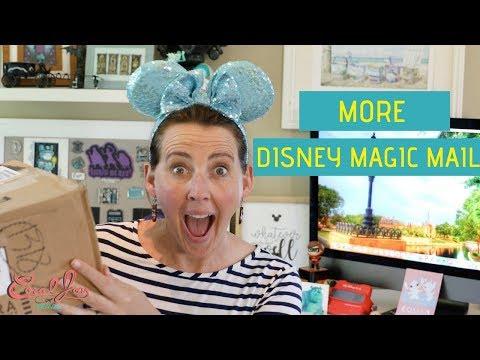 More DISNEY Magic Mail!! | Walt Disney World Dog Merchandise |  May 2018