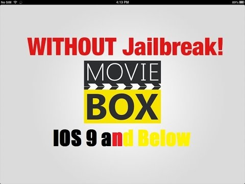 How to Get Moviebox on IOS 9