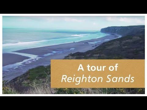 A tour of Reighton Sands