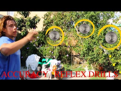 Boxing Reflex Drills