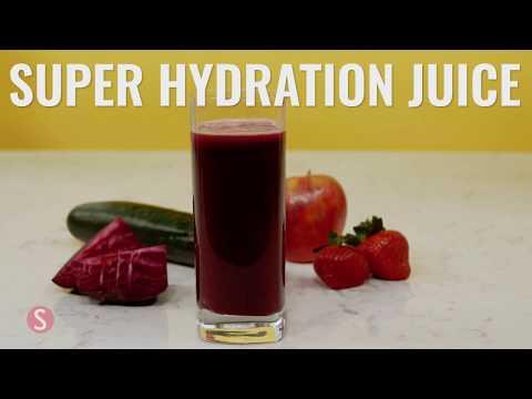 DIY Super Hydration Juice | SHAPE
