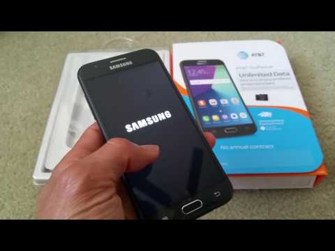 How To Put Your Samsung In Safe Mode & Factory Data Restore! Full HD 2017