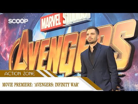 Movie Premiere: 'Avengers: Infinity War' | Action Zone