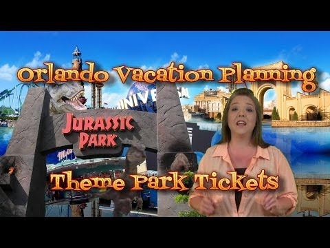 Orlando Theme Parks: 2014 Gate Prices & Saving Money