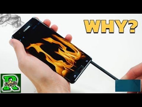 Samsung's or Apple Explosion-Proof When Charging With Bad Cable 2018