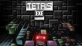 TETRIS.EXE - SCARY TETRIS HORROR GAME