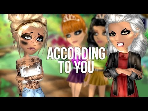 According to you // MSP music video
