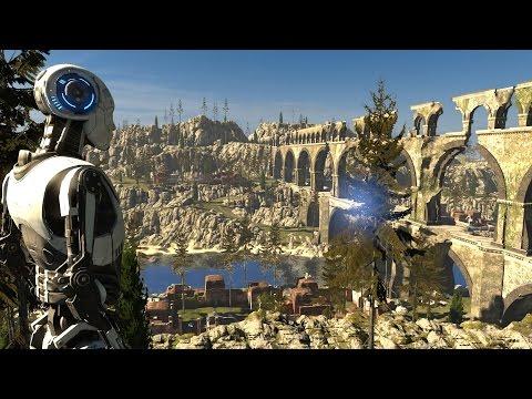 The Talos Princple Deluxe Edition - PS4 Launch Trailer