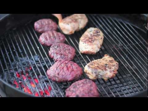 The Grind. (Do-it-yourself Venison Burgers)