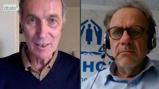 #Corona-Interview: Peter Ruhenstroth-Bauer über die Situation der Flüchtlinge
