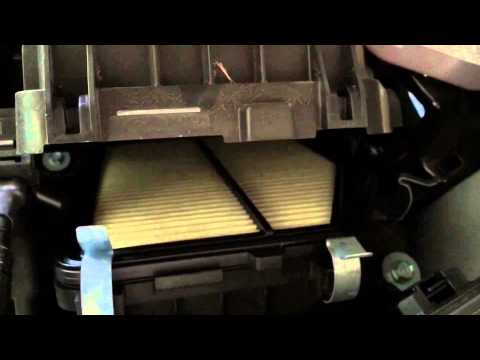 Honda CR-V 2015 Air Filter Replacement - All Models