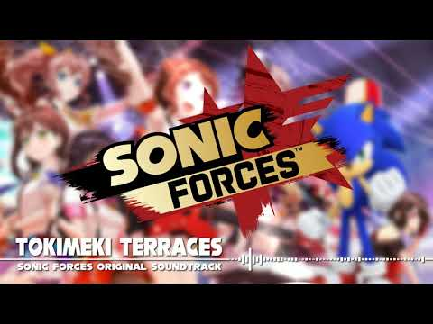 Sonic Forces OST - Tokimeki Terraces