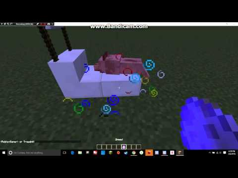 Minecraft Fitness Equipment part 2