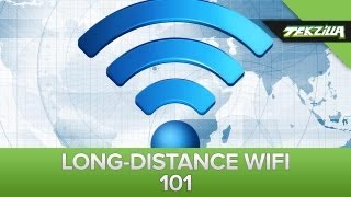 Stretch Your Wifi Signal For 3000 Feet