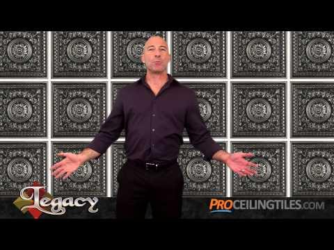 Legacy Ceiling Tiles