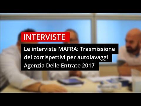 Mark App trasmissione corrispettivi Agenzia Delle Entrate