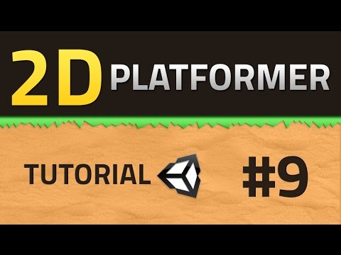 9. How to make a 2D Platformer - BULLET TRAIL - Unity Tutorial