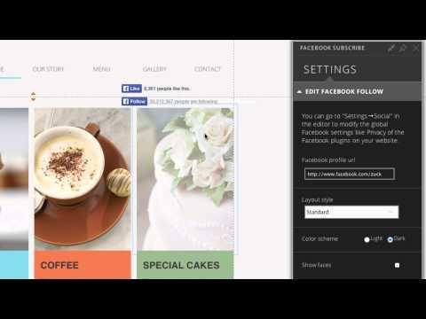 Social Media Web Apps: Facebook, Pinterest, Twitter