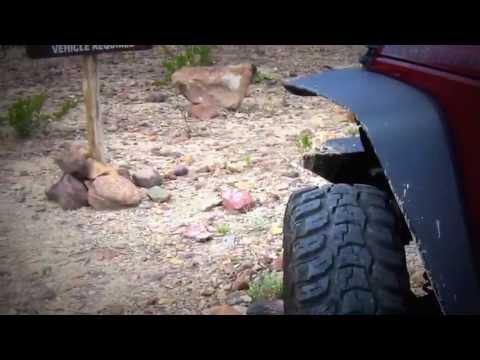West Texas Crawlers - Big Bend National Park - July 2013 (version 1.0)