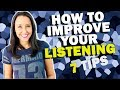 How To Improve Your Listening - 7 Tips