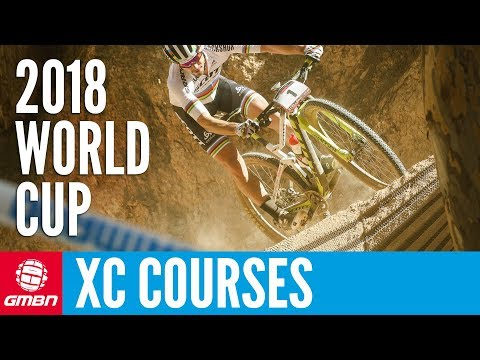 2018 World Cup XC Mountain Bike Course Previews