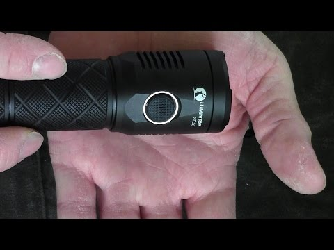 Lumintop SD26 Flashlight Review